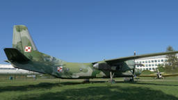 Antonov An-26 (NATO: Curl-A) aircraft Footage