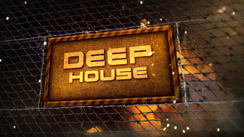 Deep House Battlefield Break HD Animation