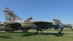 SEPECAT Jaguar GR.1 aircraft Filmmaterial