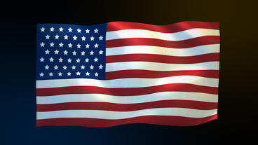 Flag Studio - After Effects Flag Template After Effects Template