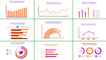Infographics Toolkit After Effects Template