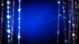 Blue background curtains CG動画素材