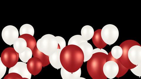 Balloon Transition 05 Animation