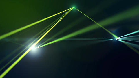 Laser light on gradient background Stock Video Footage
