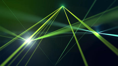 Laser light on gradient background Animation