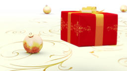 Falling gift Animation