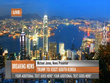 Broadcast Modern News Pack After Effects Template
