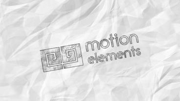 Pencil sketch Logo After Effects Template