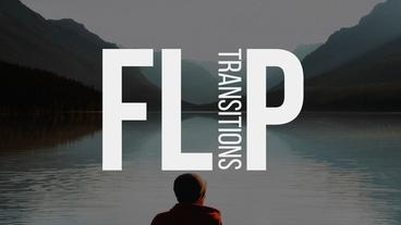 Flip Transitions Premiere Pro Template