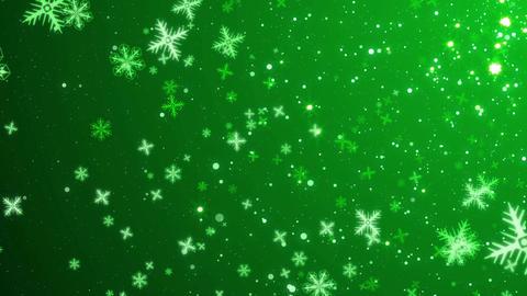 Snow flakes (6) 애니메이션