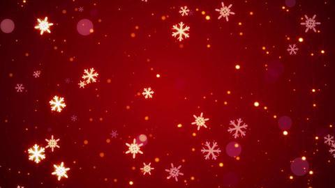 Snow flakes (2) Animación