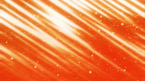 Golden stars falling on red background, New Year and…, Banco de Videos Animados