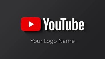Elegant 3D Logo After Effectsテンプレート