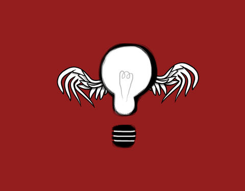 Idea Lightbulb Animation