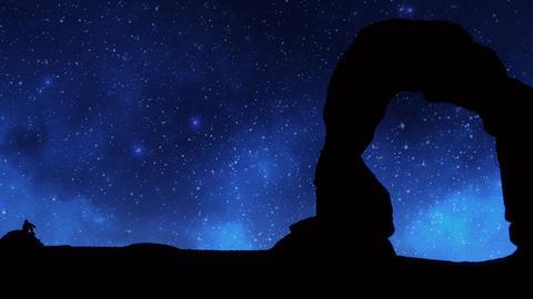 Moab Late Night Animation