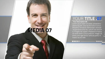 Business Success Package After Effects Template
