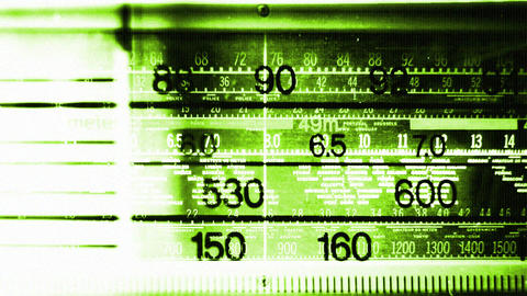 Inverse radio panel Footage