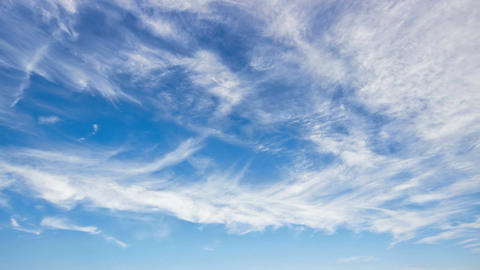 Cloudy Sky Footage