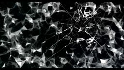Abstract scintillation animation background Animation