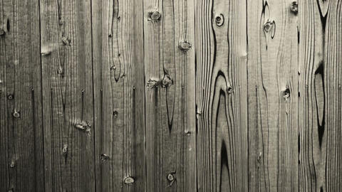 Wooden plank, wood panel background texture with copy space Footage