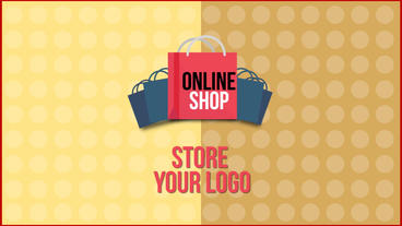 Online Shop After Effects Templates