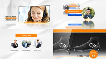 Corporate Promo After Effects Templates