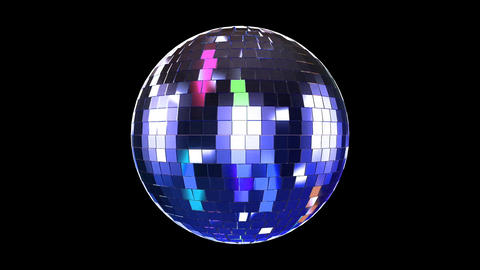 Disco Ball (Alpha) Animation