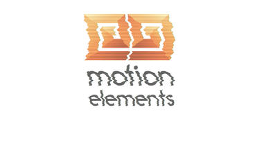 Glitch Logo Apple Motion Template
