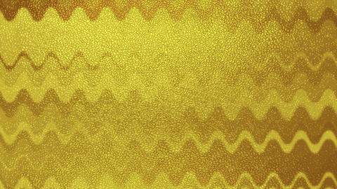 Golden luxury abstract wavy video animation Animation