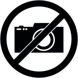 No photography, camera prohibited symbol. Vector ベクター