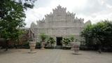 tamam sari castle, jogjakarta, indonesia Footage