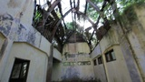 Abandoned Place stock footage