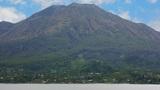 mount batur volcano, bali, indonesia Footage