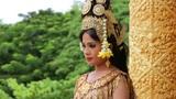Apsara Dancer Stock Video Footage