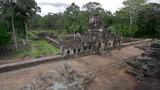 Timelapse Baphuon Temple, Angkor Wat stock footage