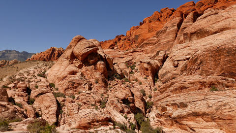 Red Rock Canyon, Nevada Footage