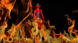 fire monkey ,NEW YEAR 2016,animation Animation