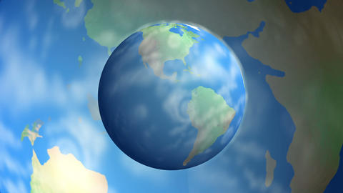 Earth within Earth Animation