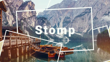 Stomp Logo After Effects Templates