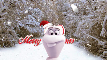 Christmas template 02 After Effects Template
