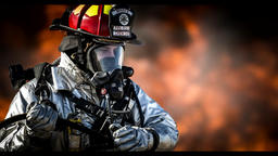 Firefighter Footage
