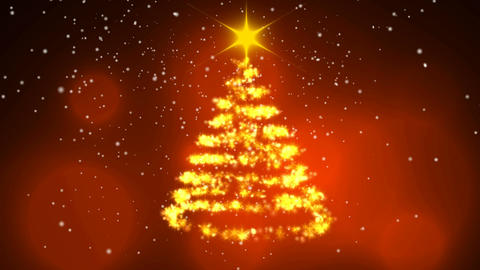 Christmas Tree animation Animation