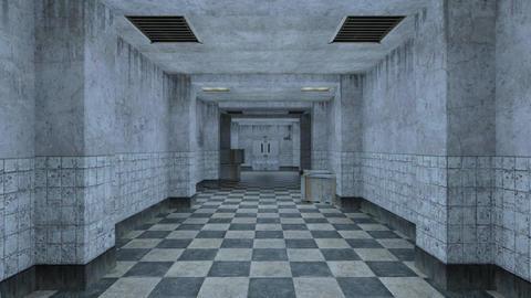 Corridor CG動画素材