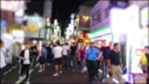 Japan Tokyo Shinjuku Kabukicho walking ライブ動画