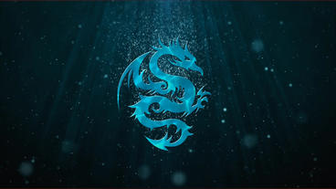 Underwater Cinematic Logo After Effects Templates