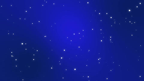 Sparkly night sky background Image