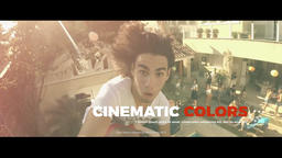 Cinematic Promo Premiere Proテンプレート