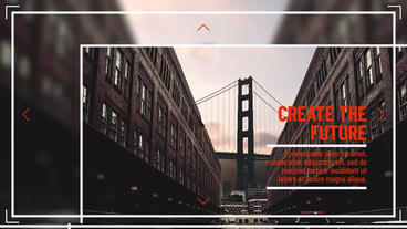 Business Corporate After Effects Template