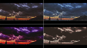 Cinematic Color Presets After Effects Template