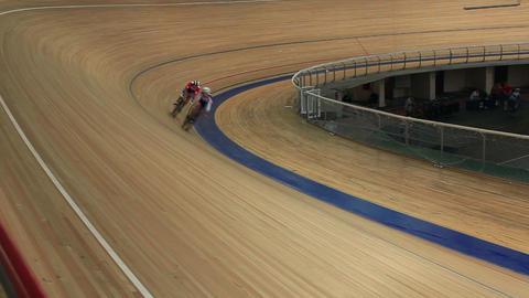 Cycling Race pursuit Live Action